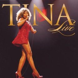 Tina Turner - TINA LIVE ! (CD+DVD)