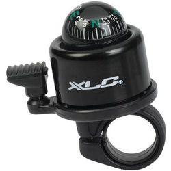 XLC Mini-dzwonek Dzwonek rowerowy z kompasem DD-M23 czarny 2019 Dzwonki Przy złożeniu zamówienia do godziny 16 ( od Pon. do Pt., wszystkie metody płatności z wyjątkiem przelewu bankowego), wysyłka odbędzie się tego samego dnia.