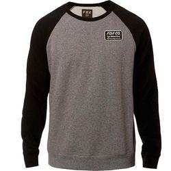 bluza FOX - Resin Crew Fleece Heather Graphite (185) rozmiar: XL