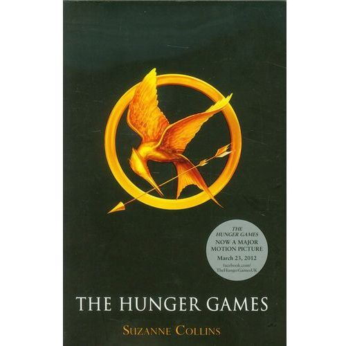 Książki do nauki języka, The hunger games (opr. miękka)