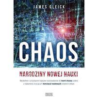 Książki medyczne, Chaos Narodziny nowej nauki (opr. twarda)
