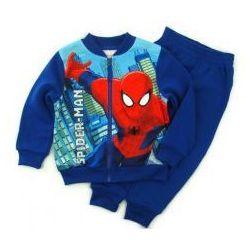 Dres Spiderman ''Superhero'' niebieski 6 lat