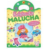 Książki dla dzieci, Książeczka malucha Pierwsze zabawy z naklejkami Keast Jennifer H. (opr. miękka)