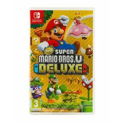 New Super Mario Bros. U Deluxe (SWITCH) // WYSYŁKA 24h // DOSTAWA TAKŻE W WEEKEND! // TEL. 696 299 850