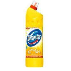 Płyn czyszcząco-dezynfekujący Domestos 24H Plus Citrus Fresh 1250 ml