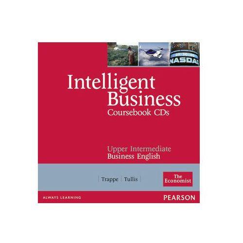 Książki do nauki języka, Intelligent Business Upper Intermediate. CD do Podręcznika