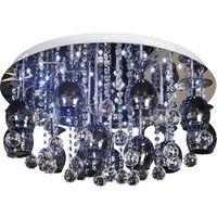 Lampy sufitowe, Plafon Vegas 18 308/18 + PILOT IR - Lampex - Sprawdź kupon rabatowy w koszyku