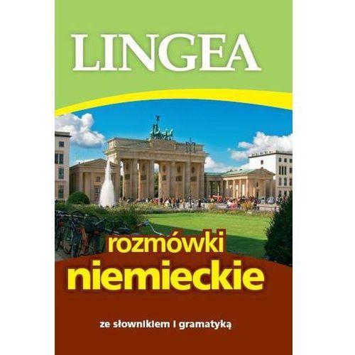 Książki do nauki języka, Rozmówki niemieckie, wyd. 5 (opr. miękka)