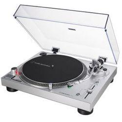 Audio-Technica AT-LP120X (srebrny)