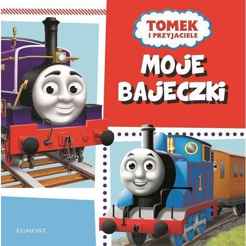 Książki dla dzieci, Moje bajeczki Tomek i przyjaciele (opr. miękka)