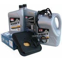 Oleje przekładniowe, Filtr oraz olej Dextron-VI automatycznej skrzyni biegów 42RL Dodge RAM 3,7 2006-