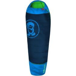 TROLLKIDS Fjell Dreamer Sleeping Bag Extendable Kids, niebieski Right Zipper 2021 Śpiwory Przy złożeniu zamówienia do godziny 16 ( od Pon. do Pt., wszystkie metody płatności z wyjątkiem przelewu bankowego), wysyłka odbędzie się tego samego dnia.