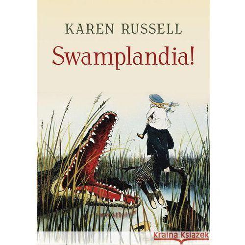 Literatura kobieca, obyczajowa, romanse, Swamplandia! (opr. miękka)