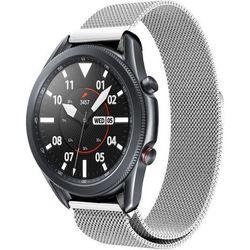 Bransoleta Milaneseband do Samsung Galaxy Watch 3 45mm Silver