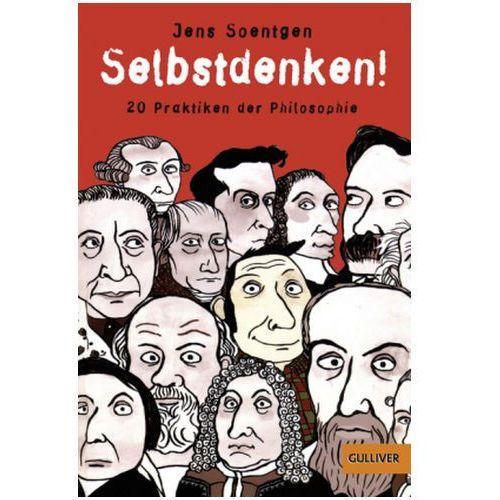 Pozostałe książki, Selbstdenken! Soentgen, Jens