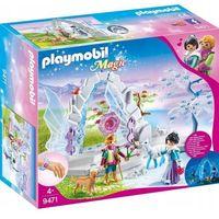 Klocki dla dzieci, Playmobil 9471 Magic Kryształowa brama Magiczny