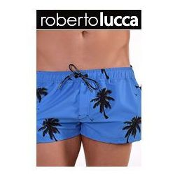 Szorty Kapielowe Męskie Roberto Lucca 80142 00133 Palm Beach