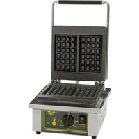 Gofrownice gastronomiczne, Gofrownica 1,6 kW, 305x440x230 mm | ROLLER GRILL, Liege