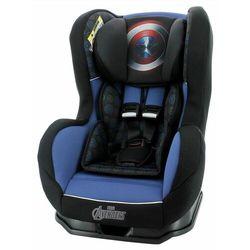 Nania fotelik samochodowy COSMO CAPTAIN AMERICA LUXE 2020