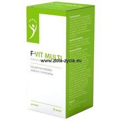 F-VIT MULTI - Kompozycja 12 witamin i 7 minerałów w formie proszku - FORMEDS