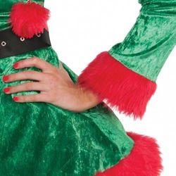 Kostium Elf damski z kapturem