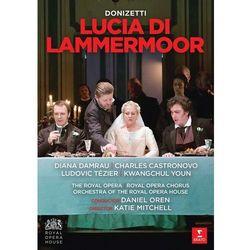 Donizetti: Lucia Di Lammermoor (DVD) - Diana Damrau DARMOWA DOSTAWA KIOSK RUCHU