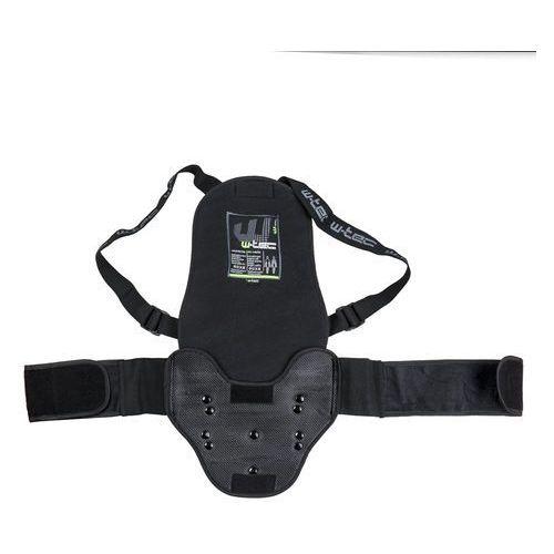 Motocyklowe ochraniacze kręgosłupa, Ochraniacz kręgosłupa na motor W-TEC NF-3540, Czarny, M