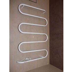 Grzejnik bath 500x770 biały suchy, suszarka łazienkowa)
