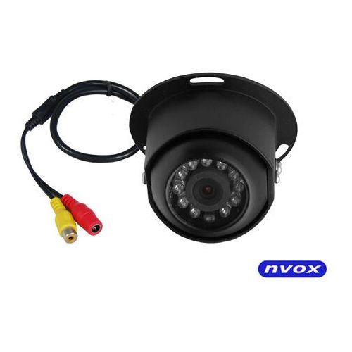 Kamery cofania, NVOX GDB06R Kamera samochodowa CCD SHARP w metalowej obudowie
