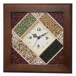 Zegar drewniany MIX #13