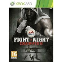 Gry Xbox 360, Fight Night Champion (Xbox 360)