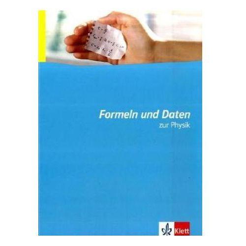 Pozostałe książki, Formeln und Daten zur Physik, Neubearbeitung Dorn, Hans-Jerg
