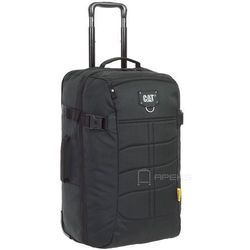 Caterpillar Knuckleboom Loader II torba podróżna na kółkach 62 cm CAT / Black