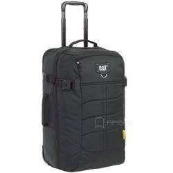 Caterpillar Knuckleboom Loader II torba podróżna na kółkach 62 cm CAT / czarna