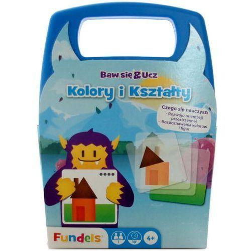 Gry dla dzieci, Fundels Kolory i kształty