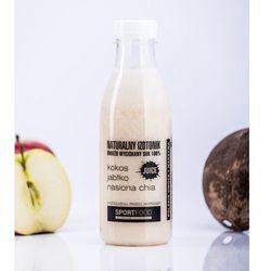 Naturalny Izotonik Napój izotoniczny z wody kokosowej / SOKI COLDPRESS / DOSTAWA W 24h / DETOKS SOKOWY / DIETA SOKOWA