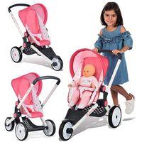Wózki dla lalek, Smoby wózek spacerowy dla lalek Jogger Maxi Cosi