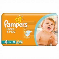 PAMPERS SLEEP&PLAY 4 MAXI 7-14 kg 50szt
