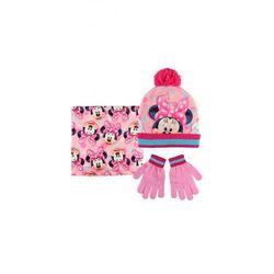 Komplet czapka, szalik, rękawice 3X35BG Oferta ważna tylko do 2019-12-08
