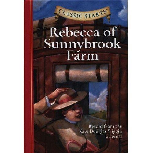 Książki do nauki języka, Rebecca of Sunnybrook Farm (opr. twarda)