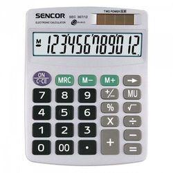 Kalkulator Sencor SEC 367/12 Darmowy odbiór w 21 miastach!