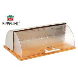 CHLEBAK STALOWO-AKRYLOWY KINGHOFF [KH-3614]