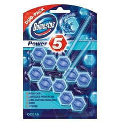 Kostka toaletowa Domestos Power 5 Ocean 2 x 55 g