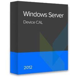 Windows Server 2012 Device CAL elektroniczny certyfikat