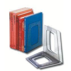 Podpórka do książek Esselte A4/2szt.15364 - dymna