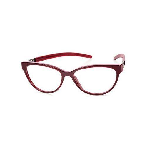 Okulary korekcyjne, Okulary Korekcyjne Ic! Berlin A0632 Anne K. Very Berry