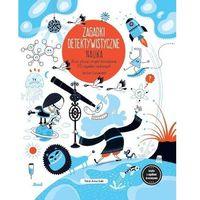 Książki dla dzieci, Zagadki detektywistyczne. nauka (opr. twarda)