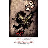 Książki do nauki języka, A Christmas Carol - Dickens Charles - książka (opr. miękka)