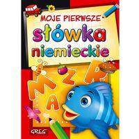 Książki dla dzieci, Moje pierwsze słówka niemieckie - Wysyłka od 3,99 - porównuj ceny z wysyłką (opr. miękka)