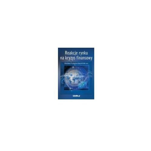 Biblioteka biznesu, Reakcje rynku na kryzys finansowy (opr. miękka)